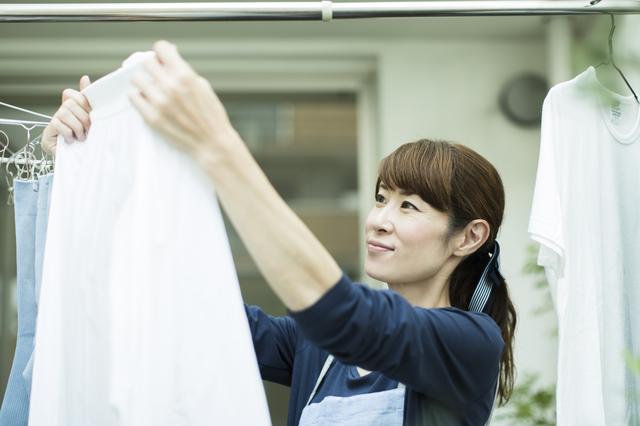 せき喘息の予防法 洗濯