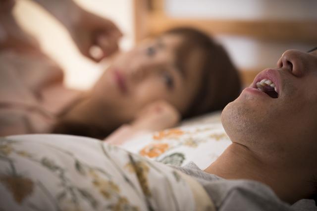 睡眠時無呼吸症候群/内科 アイキャッチ
